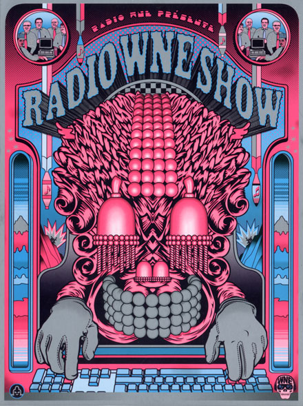 Radio WNE Show #1 - Paris